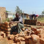 The Water Project: Namakoye Primary School -  Latrine Construction