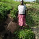 The Water Project: Sasala Community, Kasit Spring -  Grace Kasiala