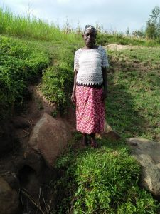 The Water Project:  Grace Kasiala