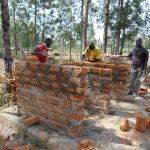 The Water Project: Matungu SDA Special School -  Latrine Construction