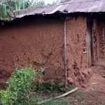 The Water Project: Bumira Community, Madegwa Spring -  Mud Home