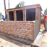 The Water Project: Majengo Primary School -  Latrine Construction