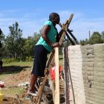 The Water Project: Khabukoshe Primary School -  Tank Construction