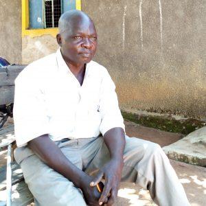 The Water Project:  Headteacher Harrison Tembu