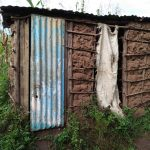 The Water Project: Sasala Community, Kasit Spring -  Latrine