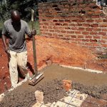 The Water Project: Bojonge Primary School -  Latrine Construction