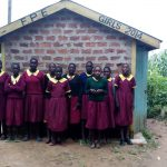 The Water Project: Nanganda Primary School -  Latrines