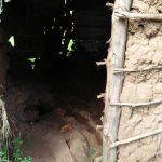 The Water Project: Sasala Community, Kasit Spring -  Inside Of Latrine