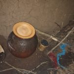 The Water Project: Buyangu Community, Osundwa Spring -  Drinking Water Pot