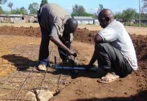 The Water Project:  Fixing The Pipes