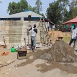 The Water Project: Matungu SDA Special School -  Tank Construction