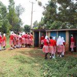 The Water Project: Kakamega Muslim Primary School -  Latrines
