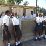 The Water Project: Ebubere Mixed Secondary School -  New Latrines