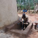 The Water Project: Kegoye Primary School -  Working On The Catchment Area