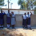The Water Project: Matungu SDA Special School -  New Latrines