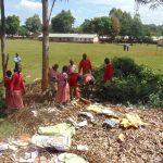 The Water Project: Kakamega Muslim Primary School -  Garbage Disposal