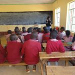 The Water Project: Irobo Primary School -  Training