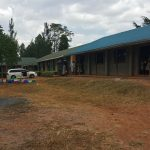 The Water Project: Kimangeti Girls' Secondary School -  School Grounds
