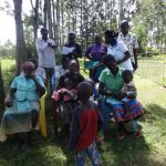 The Water Project: Ilala Community, Arnold Johnny Spring -  Training Participants