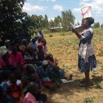 The Water Project: Lukova Community, Wasike Spring -  Water Handling Training