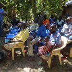 The Water Project: Emulakha Community, Nalianya Spring -  Training