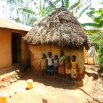 The Water Project: Ebutindi Community, Tondolo Spring -  Household