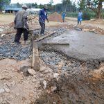 The Water Project: Lumakanda Township Primary School -  Tank Construction