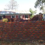The Water Project: Irobo Primary School -  Latrine Construction