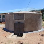 The Water Project: Musango Mixed Secondary School -  Finished Tank