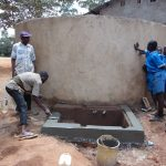 The Water Project: Kegoye Primary School -  Construction