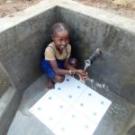 The Water Project: Musango Community, Ndalusia Spring -  Flowing Water