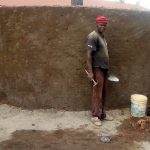 The Water Project: Majengo Primary School -  Tank Construction