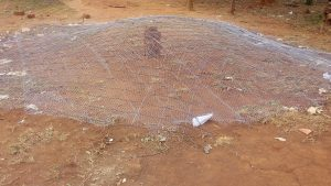 The Water Project:  Dome Reinforcement