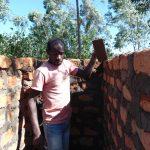 The Water Project: Musango Mixed Secondary School -  Latrine Construction