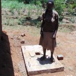 The Water Project: Musango Community, Mwichinga Spring -  Sanitation Platform