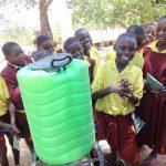 The Water Project: Shibinga Primary School -  Handwashing Station