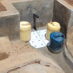 The Water Project: Musango Community, Mwichinga Spring -  Flowing Water