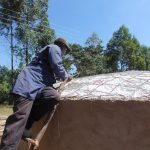 The Water Project: Bojonge Primary School -  Dome Construction