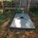 The Water Project: Ngeny Barak Community, Ngeny Barak Spring -  Sanitation Platform