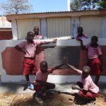 The Water Project: Irobo Primary School -  New Latrines