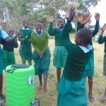 The Water Project: Bojonge Primary School -  Handwashing Station