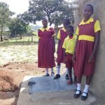 The Water Project: Shibinga Primary School -  Finished Tank