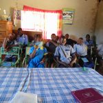 The Water Project: Matungu SDA Special School -  Training