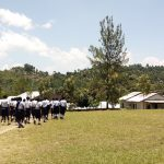 The Water Project: Gimariani Secondary School -  School Grounds
