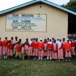 The Water Project: Kakamega Muslim Primary School -  Students