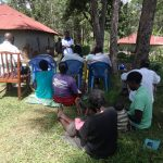 The Water Project: Ilala Community, Arnold Johnny Spring -  Training