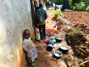 The Water Project:  Children At Home