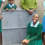 The Water Project: Bojonge Primary School -  Water Flowing