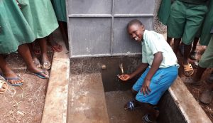 The Water Project:  Smile From Dickson Kipruto