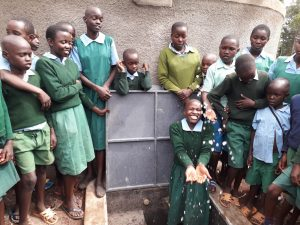 The Water Project:  A Smile From Marion Chemutai